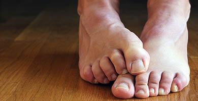 Как размножается грибок на ногах