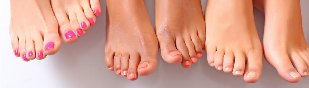 Грибок на пальцах ног: как и чем лечить, как выглядит, как начинается