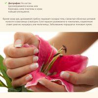 Инфографика - Лечение грибка на и между пальцами рук