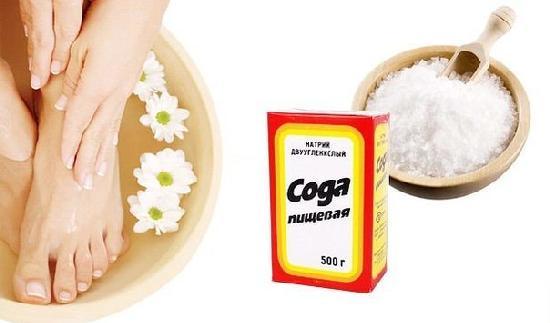 Паста на основе соды