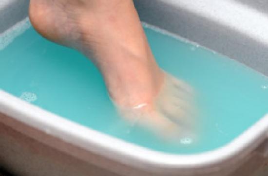 Как правильно принимать ванночки для ног