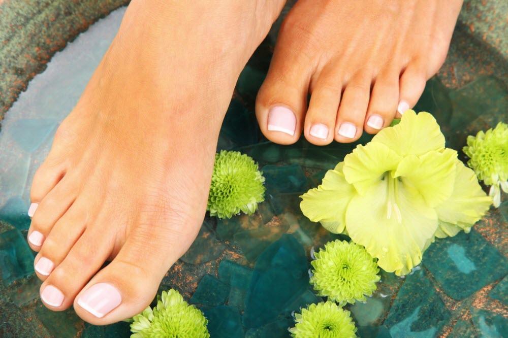 Антибиотики при грибке ногтей на ногах