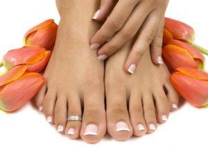 Пластырь от грибка ногтей на ногах