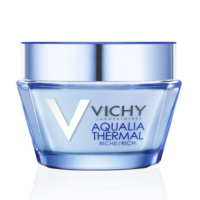 Vichy Aqualia Thermal насыщенный крем динамичное увлажнение