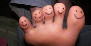 7 happy foot