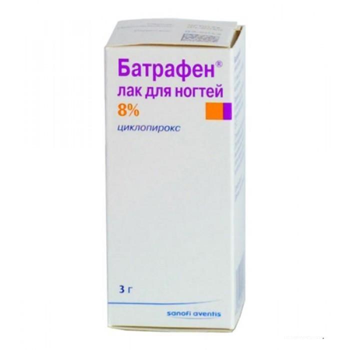 Батрафен лак от грибка