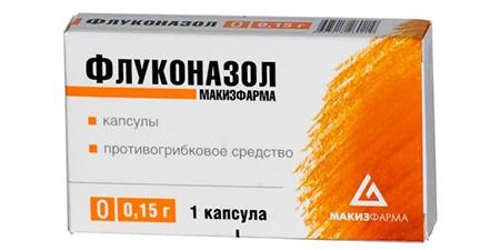 Флуконазол от грибка