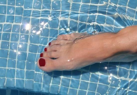 Наличие грибка ногтей